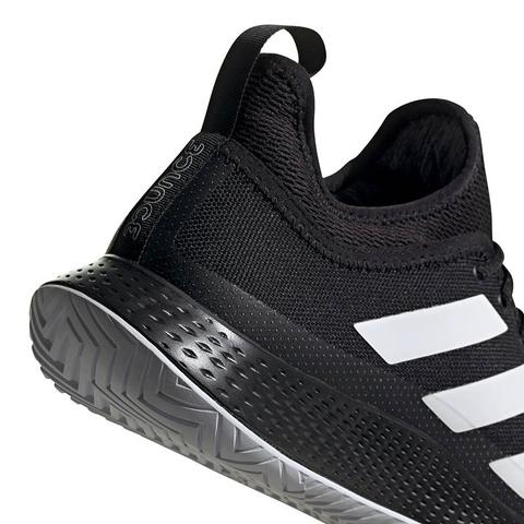 Adidas Defiant Generation Men's Tennis Shoe Black/white