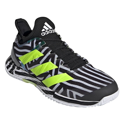 Adidas Adizero Ubersonic 4 Men's Tennis Shoe Black/white