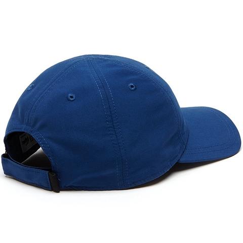 Lacoste Sport Polyester Men s Tennis Hat. LACOSTE - Item  RK246451Q1Y ab820fd0fc0e