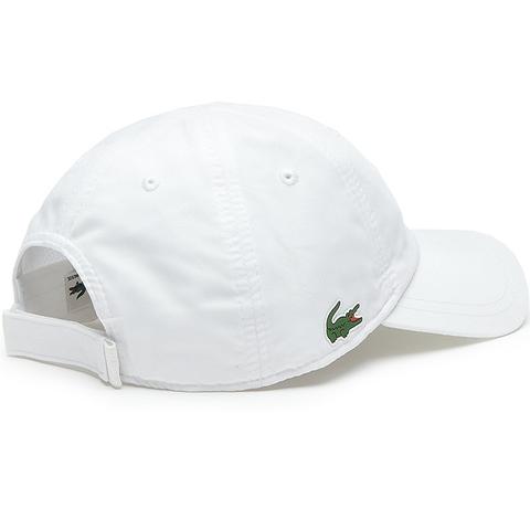 a9ad2ea71a8c59 Lacoste Novak Djokovic Tennis Hat White