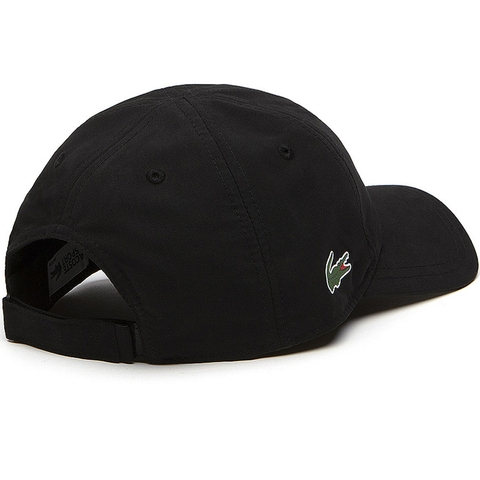Lacoste Novak Djokovic Men s Tennis Hat Black 65b1b5a02a8