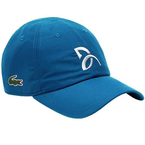 df9d92de3 Lacoste Novak Djokovic Men's Tennis Hat