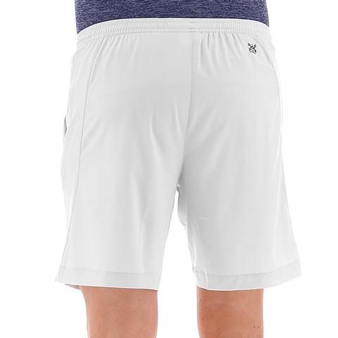 Lotto Dragon Tech II Men's Tennis Short White