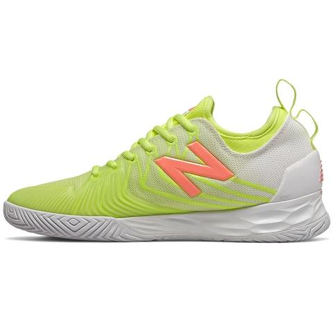 New Balance Fresh Foam LAV B Women's Tennis Shoe Lemon/white