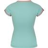 Sofibella Mock Sleeve Girl's Tennis Top
