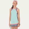 Sofibella Sleeveless Girl's Tennis Top