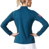 Adidas Club Half-Zip Midlayer Women's Tennis Top