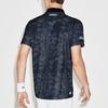Lacoste Printed Ultradry W/ Zipper Men's Tennis Polo