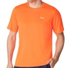 Fila Short Sleeve Men`s Tee Orange