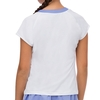 Fila Diva Cap Sleeve Girls Tennis Top